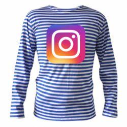 Тільник з довгим рукавом Instagram Logo Gradient