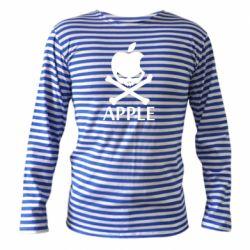 Тельняшка с длинным рукавом Pirate Apple