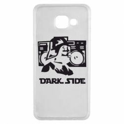 Чехол для Samsung A3 2016 Темная сторона Star Wars