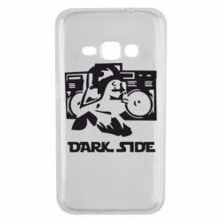 Чехол для Samsung J1 2016 Темная сторона Star Wars
