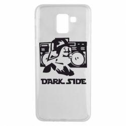 Чехол для Samsung J6 Темная сторона Star Wars