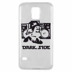 Чехол для Samsung S5 Темная сторона Star Wars