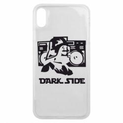 Чехол для iPhone Xs Max Темная сторона Star Wars