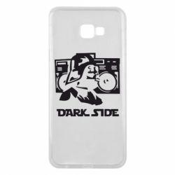Чехол для Samsung J4 Plus 2018 Темная сторона Star Wars