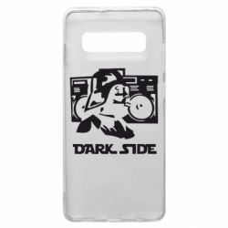 Чехол для Samsung S10+ Темная сторона Star Wars