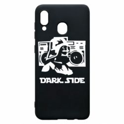 Чехол для Samsung A30 Темная сторона Star Wars