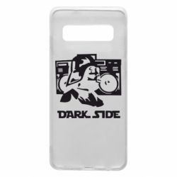Чехол для Samsung S10 Темная сторона Star Wars
