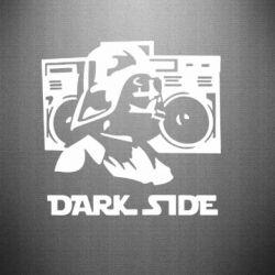 Наклейка Темная сторона Star Wars - FatLine