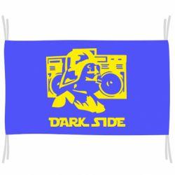 Флаг Темная сторона Star Wars