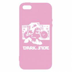 Чехол для iPhone5/5S/SE Темная сторона Star Wars