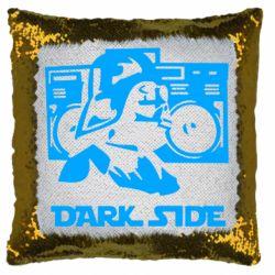 Подушка-хамелеон Темная сторона Star Wars