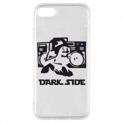 Чехол для iPhone 8 Темная сторона Star Wars