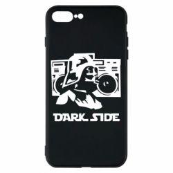 Чехол для iPhone 8 Plus Темная сторона Star Wars