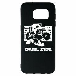 Чехол для Samsung S7 EDGE Темная сторона Star Wars