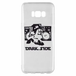 Чехол для Samsung S8+ Темная сторона Star Wars