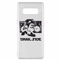Чехол для Samsung Note 8 Темная сторона Star Wars