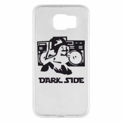 Чехол для Samsung S6 Темная сторона Star Wars