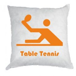 Подушка Tennis Logo - FatLine