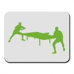 Коврик для мыши Теннисный стол - FatLine