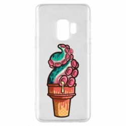 Чохол для Samsung S9 Tentacle ice cream