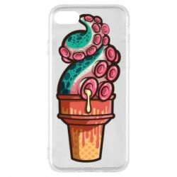 Чохол для iPhone 7 Tentacle ice cream