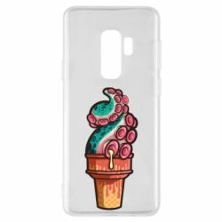 Чохол для Samsung S9+ Tentacle ice cream