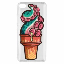 Чохол для Xiaomi Mi 5s Tentacle ice cream