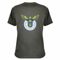 Камуфляжная футболка Територіальна оборона
