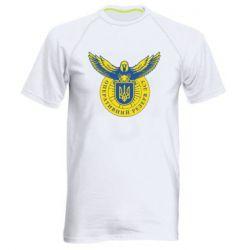 Мужская спортивная футболка Територіальна оборона