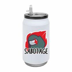 Термобанка 350ml Among Us Sabotage