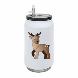Термобанка 350ml Cartoon deer