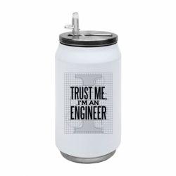 Термобанка 350ml Довірся мені я інженер