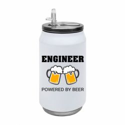 Термобанка 350ml Engineer Powered By Beer