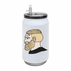 Термобанка 350ml Meme Man Nordic Gamer