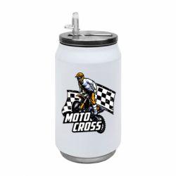 Термобанка 350ml Motocross
