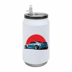 Термобанка 350ml Nissan GR-R Japan