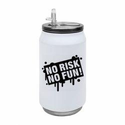 Термобанка 350ml No Risk No Fun