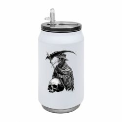 Термобанка 350ml Plague Doctor graphic arts