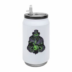 Термобанка 350ml Plague Doctor