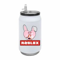 Термобанка 350ml Roblox Bunny Girl Skin