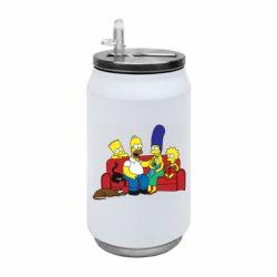 Термобанка 350ml Simpsons At Home