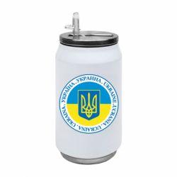 Термобанка 350ml Україна. Украина. Ukraine.