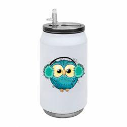 Термобанка 350ml Winter owl