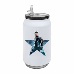 Термобанка 350ml Winter Soldier Star