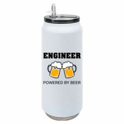 Термобанка 500ml Engineer Powered By Beer