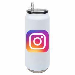 Термобанка 500ml Instagram Logo Gradient