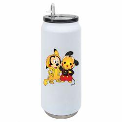 Термобанка 500ml Mickey and Pikachu