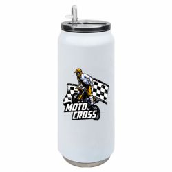 Термобанка 500ml Motocross