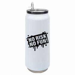 Термобанка 500ml No Risk No Fun