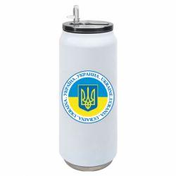 Термобанка 500ml Україна. Украина. Ukraine.